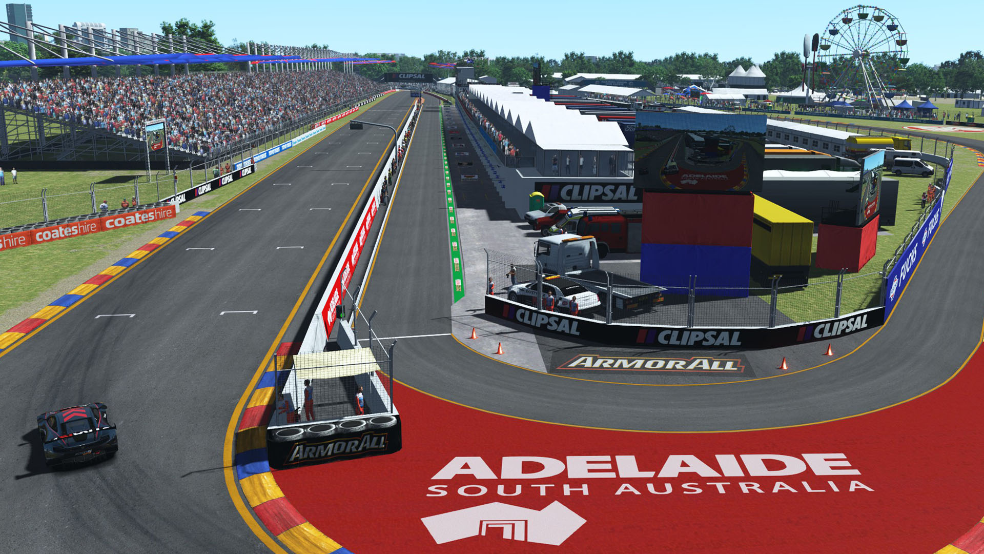 Adelaide Street Circuit 2011