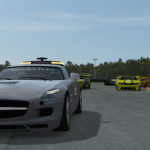 MercedesSLS SafetyCar