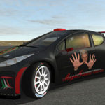 Peugeot Sport 207s2000