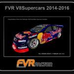 FVR V8Supercars 2014-2016
