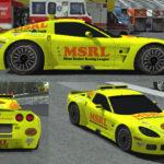 MSRL Pace Car StockCar